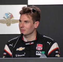 Will Power won the Pocono 500 three times (2016, 2017, 2019).