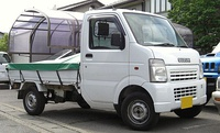 2002–2009 Suzuki Carry truck
