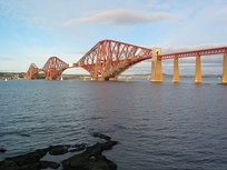 March 4: The Forth Bridge is opened