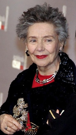 Emmanuelle Riva, César Award for Best Actress.