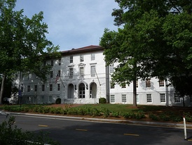 Dowman Administration Building, Emory University