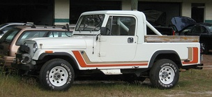 Jeep Scrambler (CJ-8)
