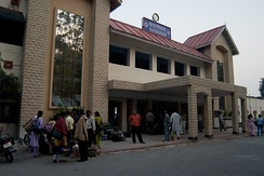 Kathgodam is the nearest railway station to Almora