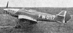 Loire Nieuport LN-40 photo from L'Aerophile August 1943
