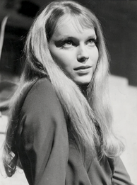 Farrow in Guns at Batasi (1964), her first credited screen appearance