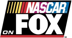 NASCAR on Fox original logo (2001–2012)