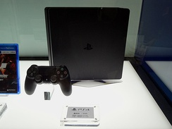 The PlayStation 4 Slim
