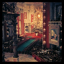 December 8: End of the 2nd Vatican Council