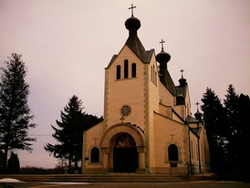 Gurnee's Serbian Orthodox community is serviced by St. Sava Monastery