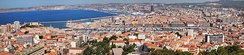 Marseille, second-largest city of France and Bouches-du-Rhône's prefecture