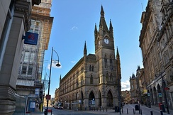 The Wool Exchange, Bradford
