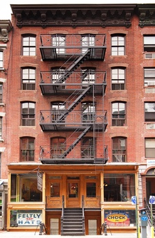 Lower East Side Tenement National Historic Site