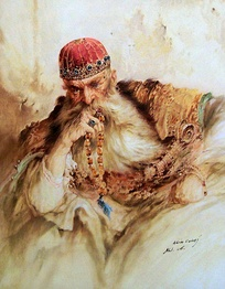 Ali Pasha of Tepelena was one of the most powerful autonomous Muslim Albanian rulers reigning over Janina and even attempted to rival the Dey of Algiers in the seas.