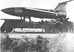 Matador Missile used for training