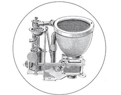 Joseph Bramah's improved version was the first practical flush toilet.