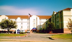 Candlewood Suites facility in Irving, Texas