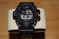 Casio G-Shock GW9400 Rangeman watch with triple sensors and tough solar technology