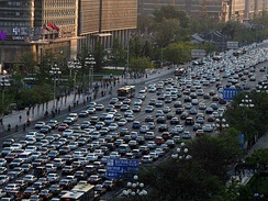 The People's Republic of China became the world's largest new car market in 2009