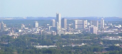Essen is the second largest city of the Ruhr