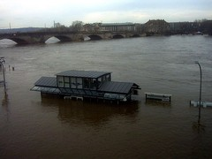 Elbe Flood in April 2006