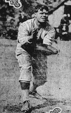 Gibson in 1916.