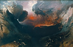 The Great Day of His Wrath, by John Martin (1789–1854).