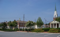 Kannapolis Downtown
