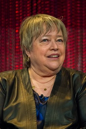 Photo of Kathy Bates at PaleyFest 2014.