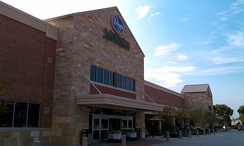 Kroger Marketplace in Frisco, Texas opened in 2010.