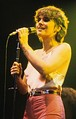 Linda Ronstadt, popular music singer. She has earned 11 Grammy Awards, three American Music Awards, two Academy of Country Music awards, an Emmy Award, an ALMA Award, was a 2013 recipient of the National Medal of Arts and was inducted into the Rock and Roll Hall of Fame in April 2014.[122]