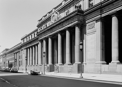 The demolition of Pennsylvania Station was a key moment in the preservationist movement, which led to the creation of the Commission