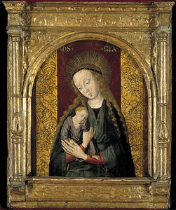 Virgin and Child, French (15th century)