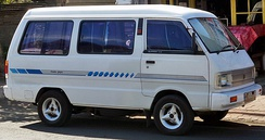 Suzuki Carry 1.0 (ST100) coachbuilt by Podo Joyo