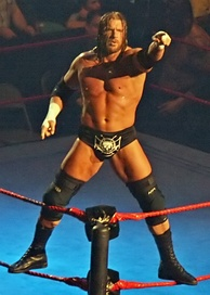 Triple H is a three-time winner of the category