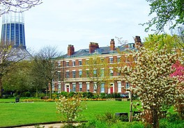 Abercromby Square, University of Liverpool