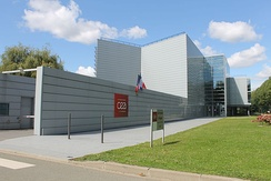 Saclay Nuclear Research Centre.