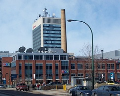 CTV Winnipeg is one of five English-language television broadcasters in Winnipeg.