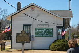 Carter campaign headquarters