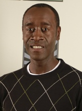 Don Cheadle won for his portrayal of Sammy Davis Jr. on The Rat Pack (1998).