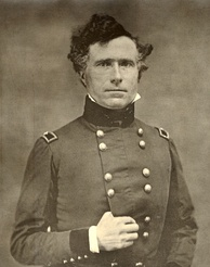 Pierce in his brigadier general's uniform