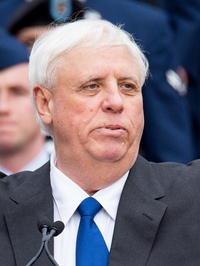 Jim Justice 2017 InaugurationHighlights PB-63 (32366955776) (cropped).jpg