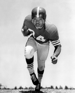 Joe Perry played for the 49ers for 14 seasons