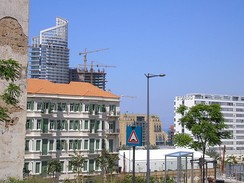 Since 1990, Lebanon has undergone a thorough re-constructive process, in which the Downtown of Beirut was fully restructured according to international standards