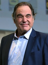 Oliver Stone at the San Diego Comic-Con in 2016.