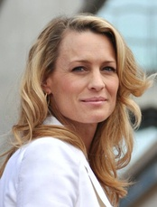 Robin Wright, Best Actress in a Television Series – Drama winner