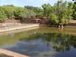 Water gardens in sigiriya