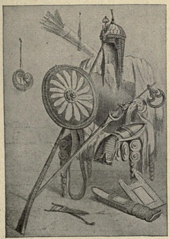 Sikh armour and weapons