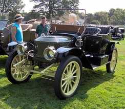 Stanley Steam car (1912)