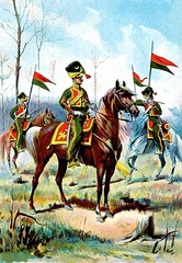 Lithuanian Tatars of Napoleonic army