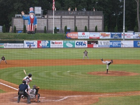 A 2006 ValleyCats game